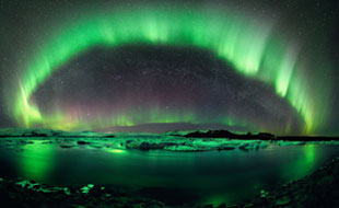2013, the year of the aurora borealis