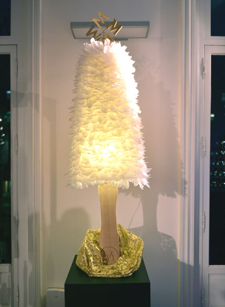 The Magnum Christmas tree by Chantal Thomass