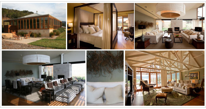 intimate luxury Wolgan Valley Resort & Spa