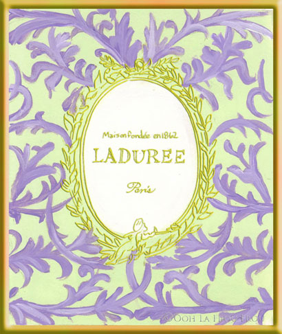 Two new Ladurée shops at CDG