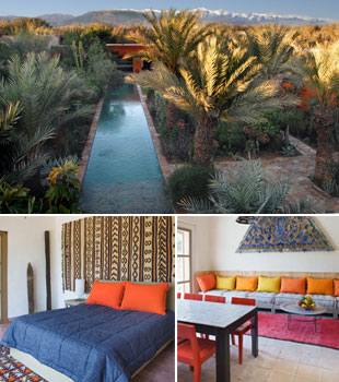 Dar Al Hossoun, an oasis of luxury in Taroudant