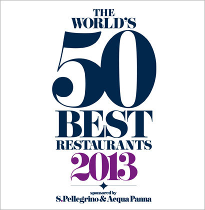 The top 50 restaurants in the world in London