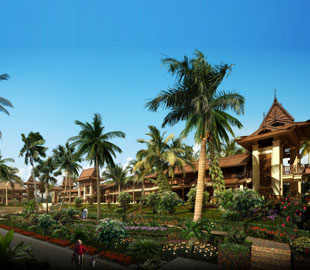 Anantara Xishuangbanna Resort & Spa, the first 5* in Utopia, China