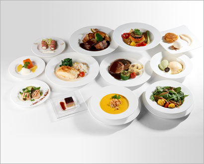 Lufthansa welcomes French haute cuisine on-board