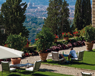 Hotel Villa San Michele Florence, Italy : A gourmet getaway at Villa San Michele