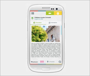 Musambule, first mobile application for French museums in the Mediterranean
