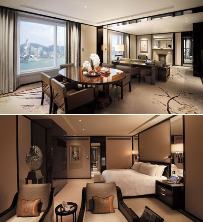Peninsula Hong Kong Hotel, The most personalised rooms