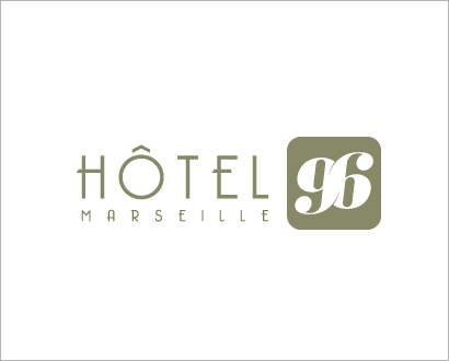 Hotel in Marseille: Hotel 96 at the bottom of the creek