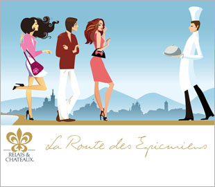 Hotel Relais & Châteaux Provence Alpes Côte d'Azur: Follow the Road of the Epicureans with Relais & Châteaux