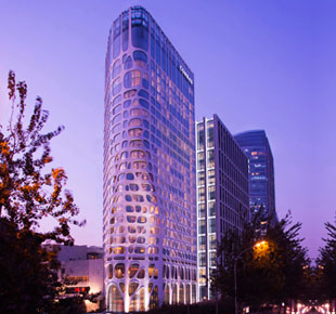 Luxury hotel Beijing, China: Hilton Worldwide has announced the opening of Conrad Beijing