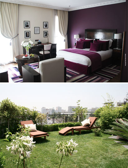 Luxury Hotel in Casablanca, Morocco: The Hotel & Spa Le Doge, a Relais & Châteaux conscious of its environment in Casablanca
