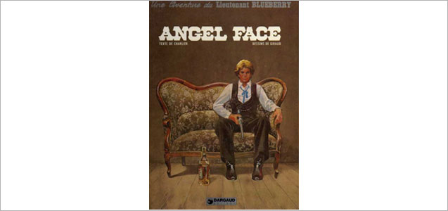 ANGEL FACE (17th comic of the Blueberry series, 1975)
