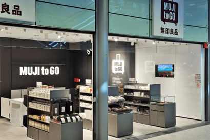 Concept store Muji to Go