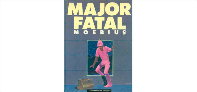 MAJOR FATAL / LE GARAGE HERMETIQUE DU MAJOR GRUBERT (1979)