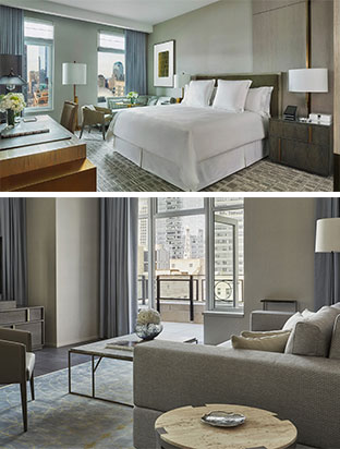 New York : un Four Seasons downtown. breves de voyages septembre 2016 PLUMEVOYAGE @plumevoyagemagazine © DR