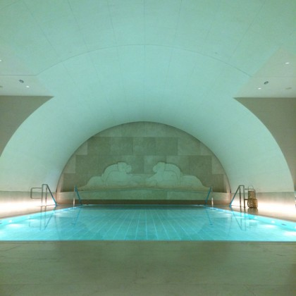 Spa, Park Hyatt Vienna. Photo ©Marie Le Fort