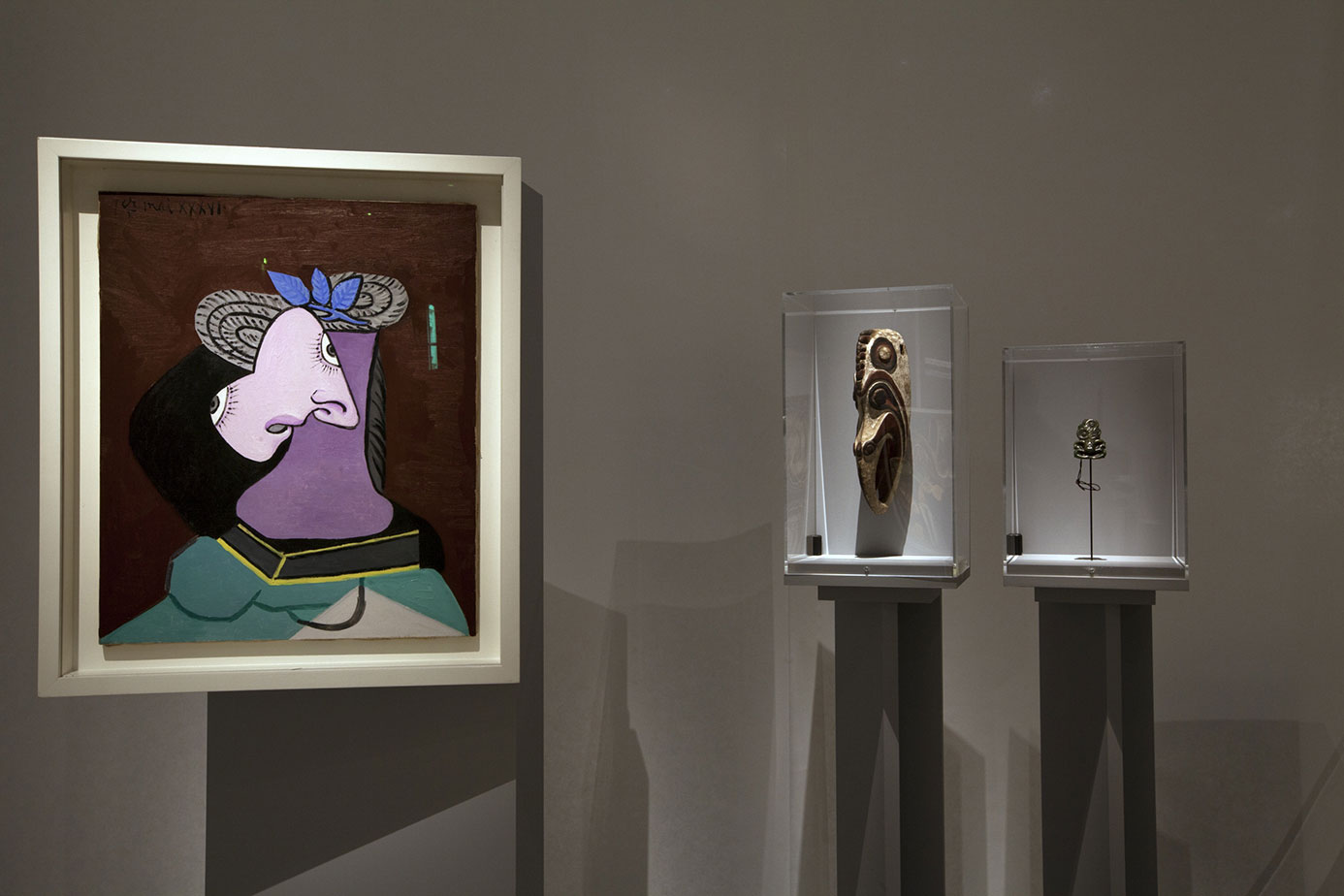 Primitive Picasso: in the intimacy of the Andalusian genius 2017 PLUMEVOYAGE @plumevoyagemagazine © DR