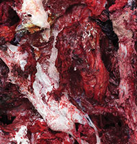 International Object in Three Parts, detail © Anish Kapoor, Courtesy of the artist & Lisson Gallery @ Plume Voyage Magazine