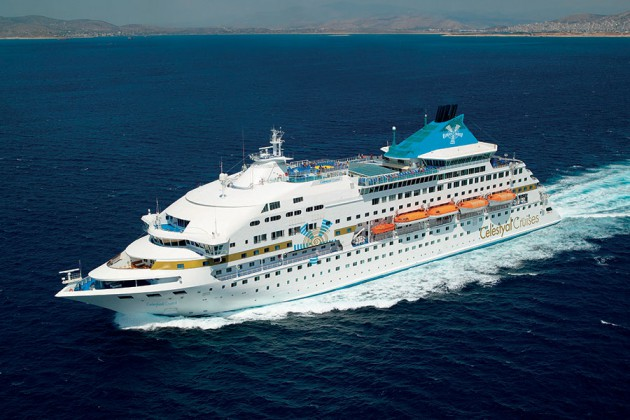 Cruise: float on the Mediterranean aboard Crystal © DR