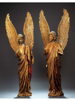 Anges dits de Saudemont © Musée des Beaux Arts d'Arras, Photo Claude Theriez