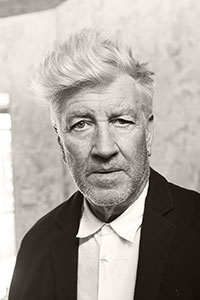 """David Lynch: Between two Worlds"" at the Gallery of Modern Art, Brisbane. David Lynch Portrait, in Los Angeles, August 2014. © Just Loomis"