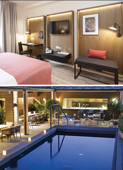 Barcelona: successful renovation for the Gallery Hotel © DR