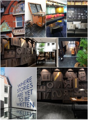 INK Hotel Amsterdam, photo 1 © Jacques Lebar, Autres photos : © Ewout Huibers
