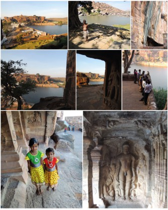 Remains of the Chalukya Empire. Karnataka © Cécile Sepulchre