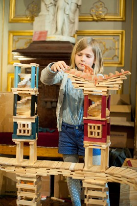 «Kids' afternoon» at the Jacquemart-André Museum © DR