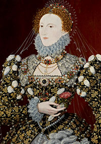 "Hilliard Elisabeth, ""The Tudors"" at the Musée du Luxembourg, Paris"
