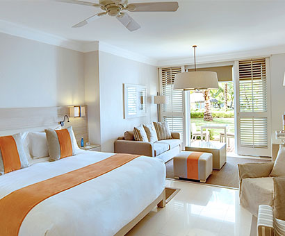 Clever ideas at the Lux Belle Mare. Lux Belle Mare Hotel. Courtesy of Lux Resorts