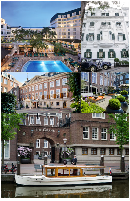 Sofitel Legend Metropole Hanoi,Sofitel Legend Amsterdam The Grand