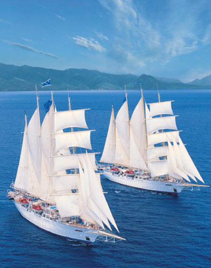 Star Clippers © DR