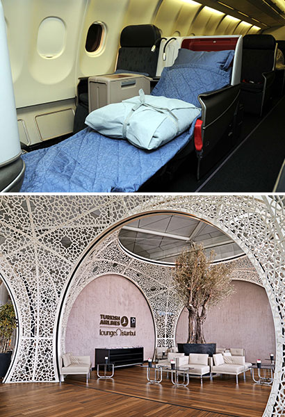 Turkish Airlines. Courtesy of Turkish Airlines