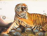 Walton Ford,The Tigress © DR @Plume Voyage Magazine