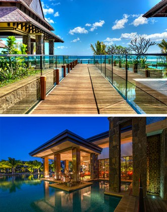 Westin: brand new and beautiful! Westin Turtle Bay Mauritius. Courtesy of Westin Turtle Bay Mauritius