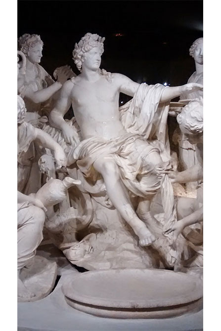"""""""The Palace of Versailles in 100 works of art"""" at the Musée des Beaux-Arts, Arras. Courtesy of Villes Arras"""