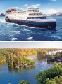 A cruise on the Saint Laurent river © DR