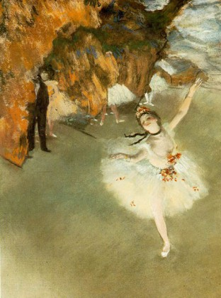 «Degas: an impressionist painter?» at the Impressionist museum, Giverny © DR