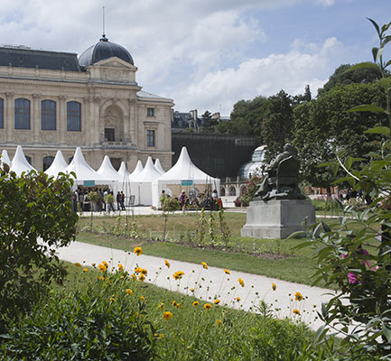 9th Nature Festival at the Jardin des Plantes