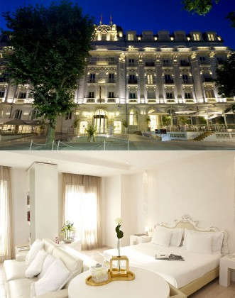 Nice: the Boscolo hotel revives its glory! © DR