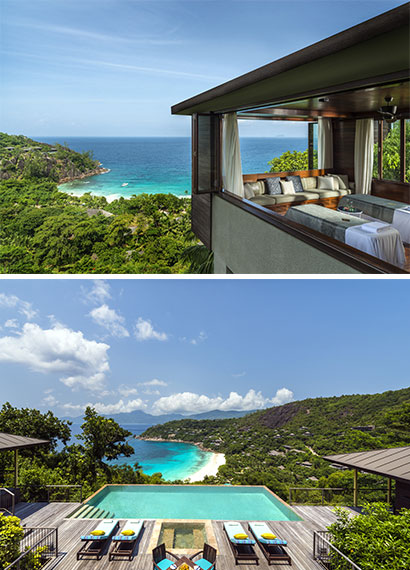 Hotel Four Seasons Seychelles © Four Seasons