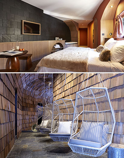 The brand new Dromonts has arrived in Avoriaz! Hotel des Dromonts. Courtesy of Hotel des Dromonts