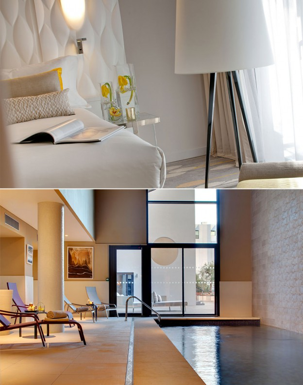 Aix en Provence: the first Renaissance Hotel in Provence © DR