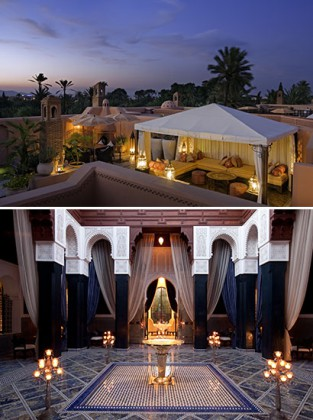 Au Royal Mansour à Marrakech : le luxe et l'élégance sublimés.Le Royal Mansour Marrakech. Courtesy Royal Mansour