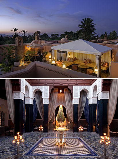 At the Royal Mansour in Marrakech: sublime luxury and elegance. Royal Mansour Marrakech. Courtesy of Royal Mansour