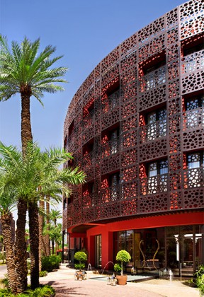 The Pearl Marrakech © DR