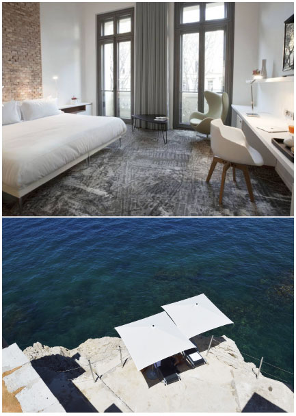 Marseille a design capital of the world for Hotel design marseille
