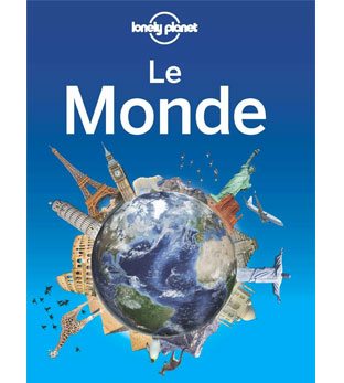 Lonely Planet : le monde © DR