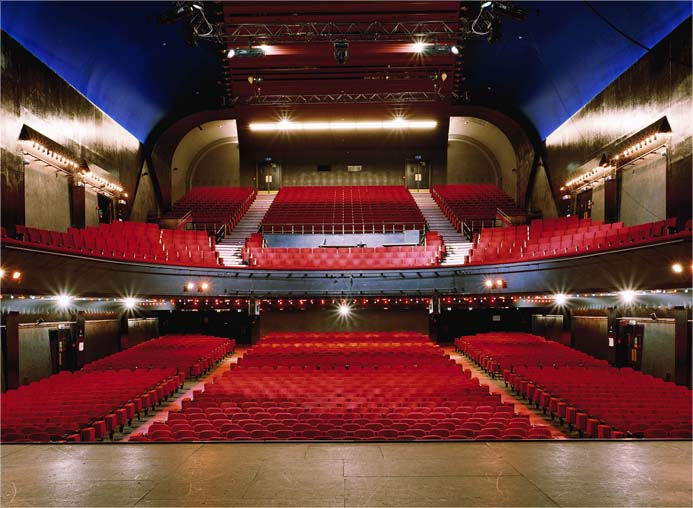 L'Olympia: the rebirth of the mythical parisian concert hall